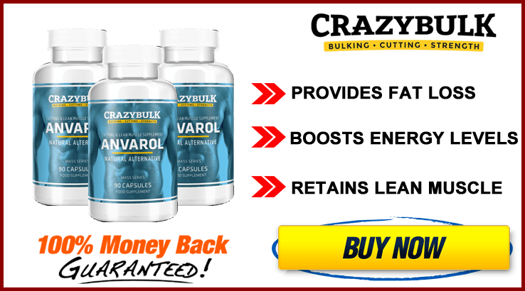 Buy Anvarol from official Crazy Bulk Website