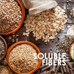 Soluble FIbers supplements
