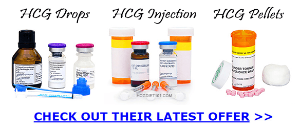 HCG Diet drops for weight loss