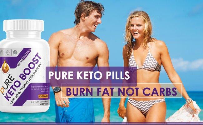Pure Keto Diet Pills