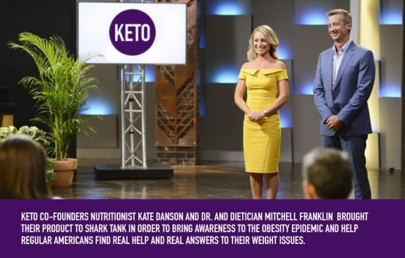 shark tank keto pills episode