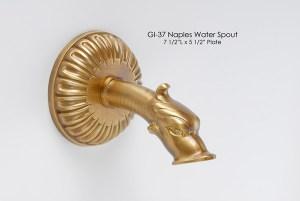 Naples Water Spout