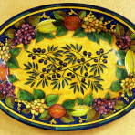 Linea Noembre Oval Platter