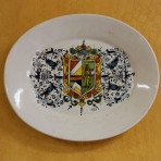 Linea Pisa Oval Platter