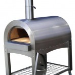 Quattro Pizza Wood Burning Pizza Oven