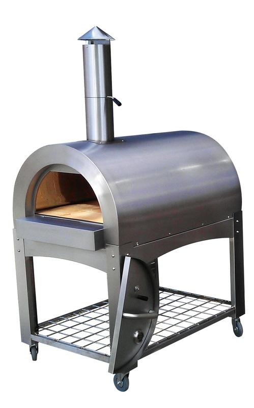 Quattro Pizza Wood Burning Pizza Oven