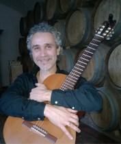 Gianni Zei guitar player