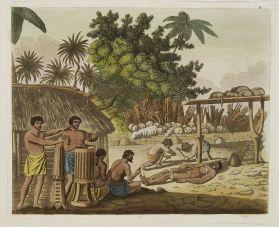 storia del tiki significato del tiki isole marchesi divinità