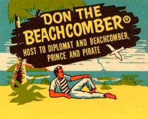 don the beachcomber tiki donn beach cocktails