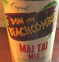 Rum del Mai Tai Cocktail ricetta del Mai Tai rum martinicano
