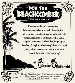 trader vic mai tai mix mai tai swizzle don the beachcomber mai tai