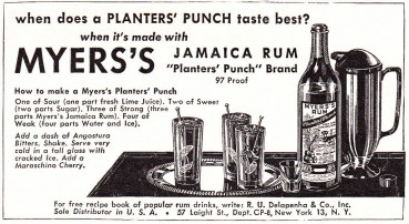 planters punch planter's punch planter s punch planter punch miscelazione caraibica