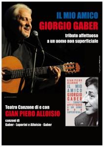 Il mio amico Giorgio Gaber @ Ars Teatrando - Biella | Biella | Piemonte | Italia