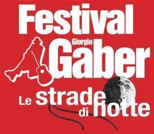 Festival Gaber - Le strade di notte @ Le strade di notte - Camaiore (LU) | Camaiore | Toscana | Italia