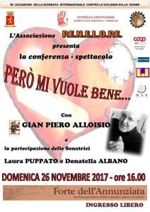 Però mi vuole bene... @ Fortezza dell'Annunziata - Ventimiglia (IM) | Ventimiglia | Liguria | Italia
