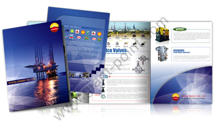 brochure design betagro
