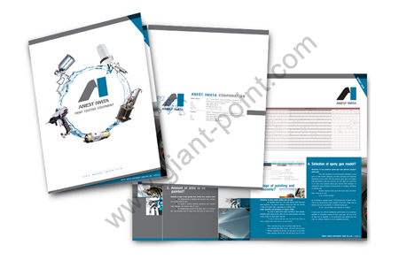 brochure design anest1