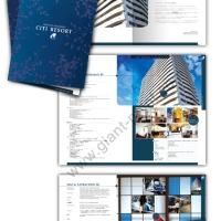 brochure design ciiresort1