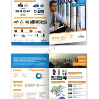 brochure design emerson