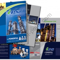 brochure design ips