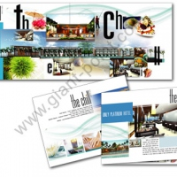 brochure design thechill