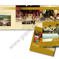brochure design thepassage