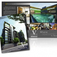 brochure design voque1