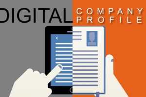 digital company profile