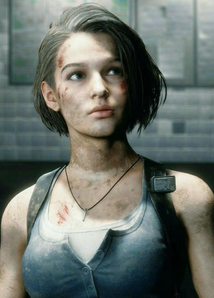 Jill Valentine (Character) - Giant Bomb