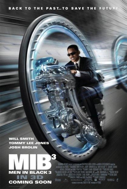 Men In Black 3's It Bike Gets A Poster