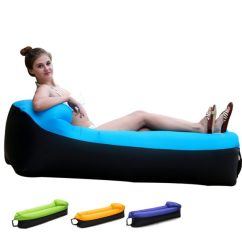 Inflatable Chairs For Adults Rolling Garage Chair The Most Awesome Giant Freakin Lounger With Portable Carry Bag Various Uses