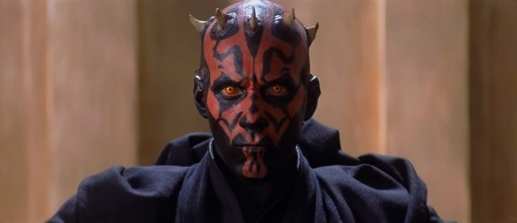 Image result for darth maul eyes