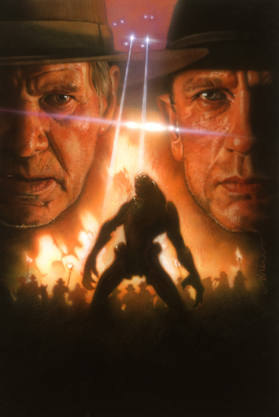 Drew Struzan A Tribute To Science Fictions Poster Master
