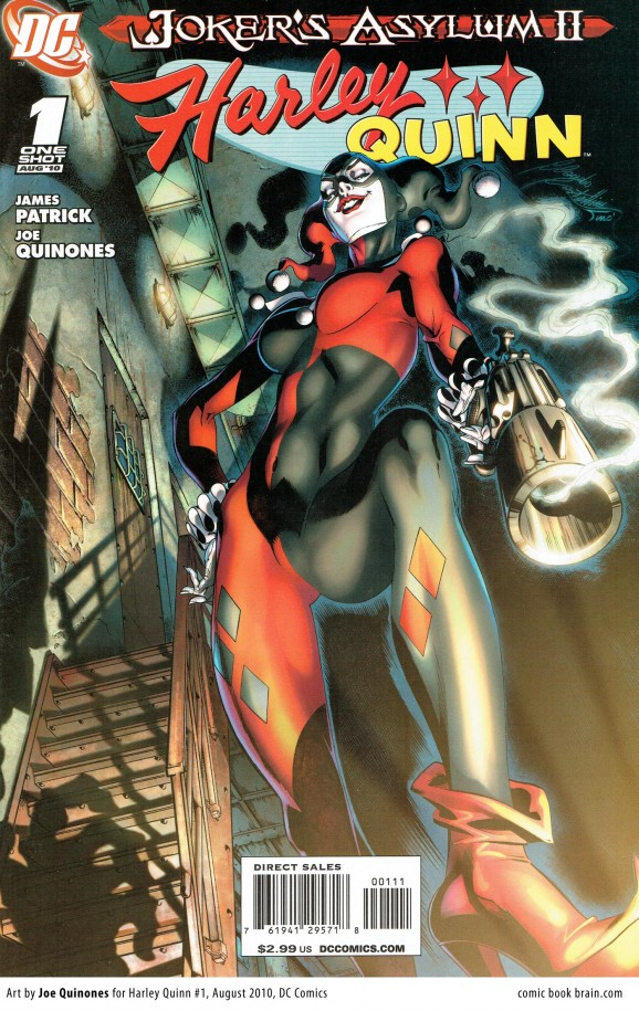 10 Of The Best Harley Quinn Comic Covers Guess Which Is
