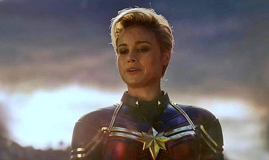 Endgame Captain Marvel