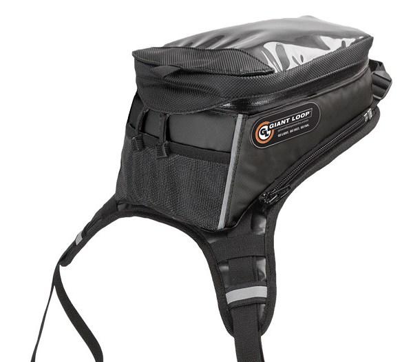 Diablo Pro Tank Bag in Black