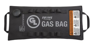 Gas Bag Fuel Safe Bladder top