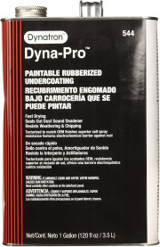 3M Dynatron Dyna-Pro Paintable Rubberized Undercoating
