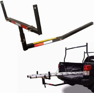 7BLACKSMITH Adjustable Steel Pick Up Truck Bed Hitch Extender