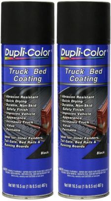 Dupli-Color Truck Bed Coating Aerosol
