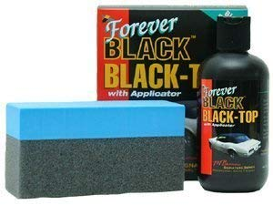 Forever Black - Black Top Gel