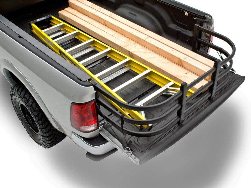Truck bed exdender