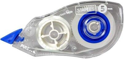 Staples Correction Tape