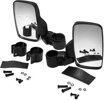UTV Accessories Rear View Side Mirrors