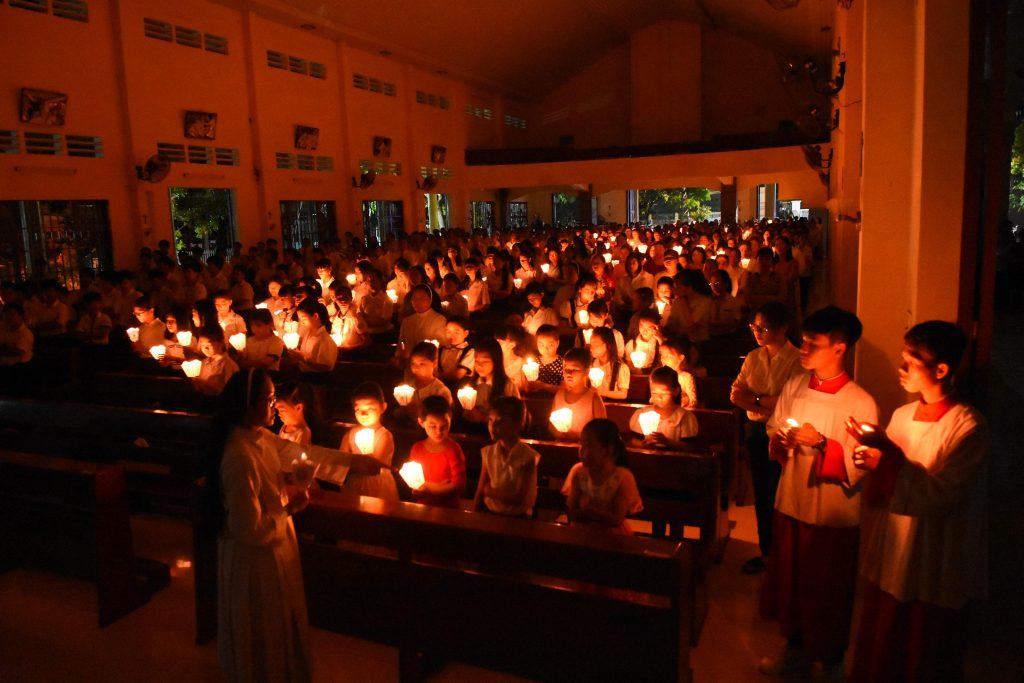 Image result for THÁNH LỄ VỌNG PHỤC SINH 2019