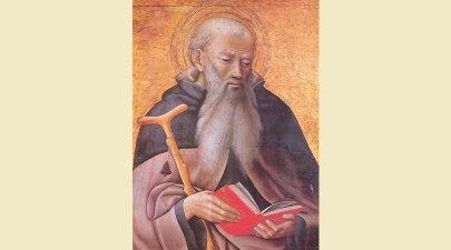 Ngày 17/01: Thánh Antôn viện phụ, lễ nhớ