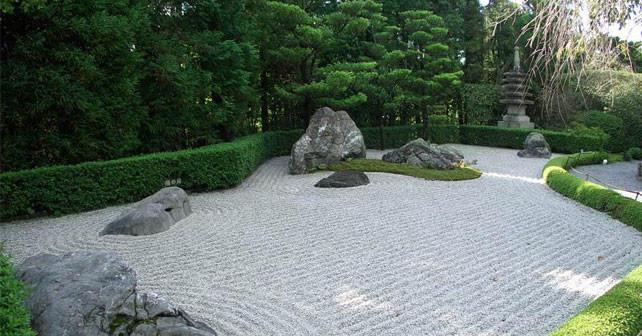 Contemplare il vuoto spunti di riflessione attorno al giardino zen 2  Giappone in Italia