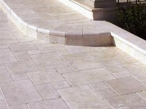 Posa di un pavimento per esterno  Accessori da Esterno  Posa di un pavimento per esterno