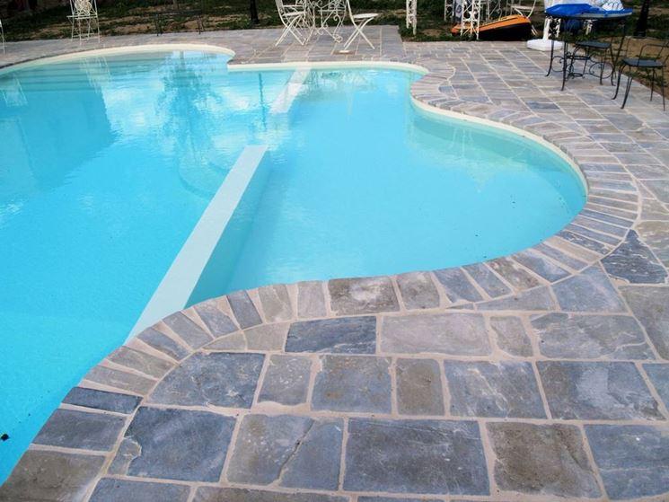 Pavimentazioni per piscine  Pavimenti per Esterni  Pavimento da piscina