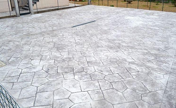 Piastrelle in cemento per esterno  Pavimenti per Esterni